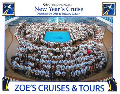 2017 Mexico NYE Cruise
